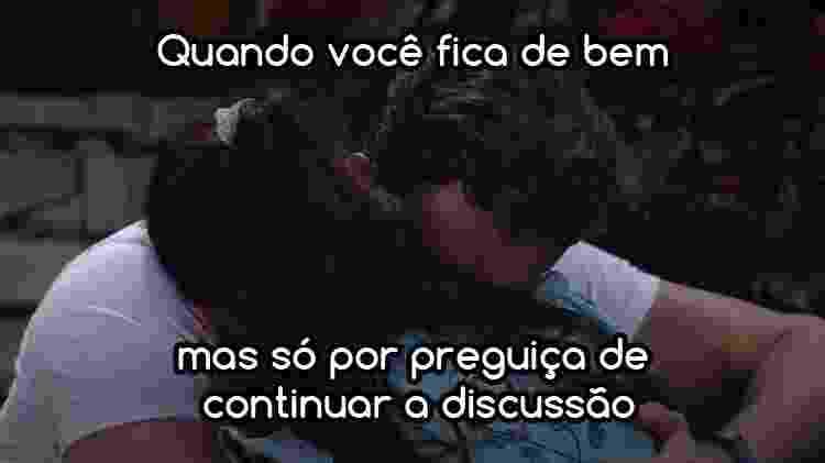 Diva paredao elis 3 - Reprodução/Globo e Arte/Diva Depressão - Reprodução/Globo e Arte/Diva Depressão
