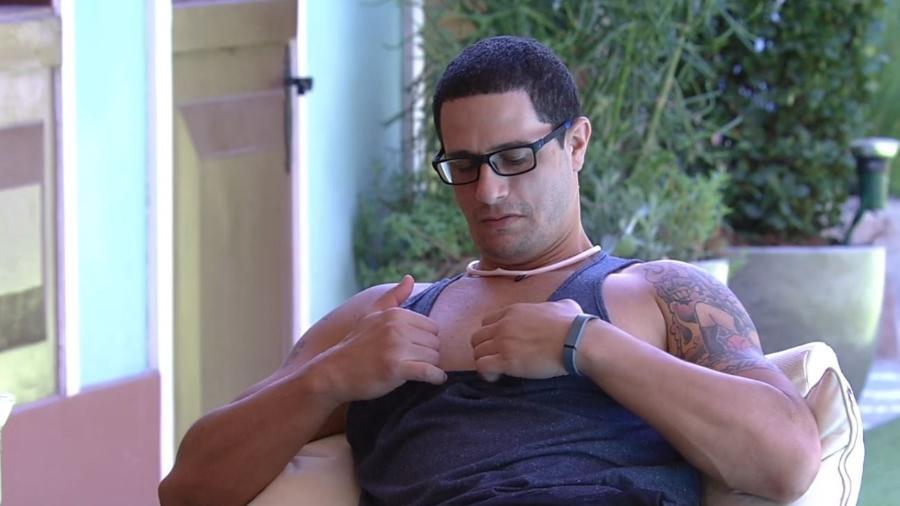 Daniel revela qual tatuagem gostaria de fazer - Reprodução/TV Globo