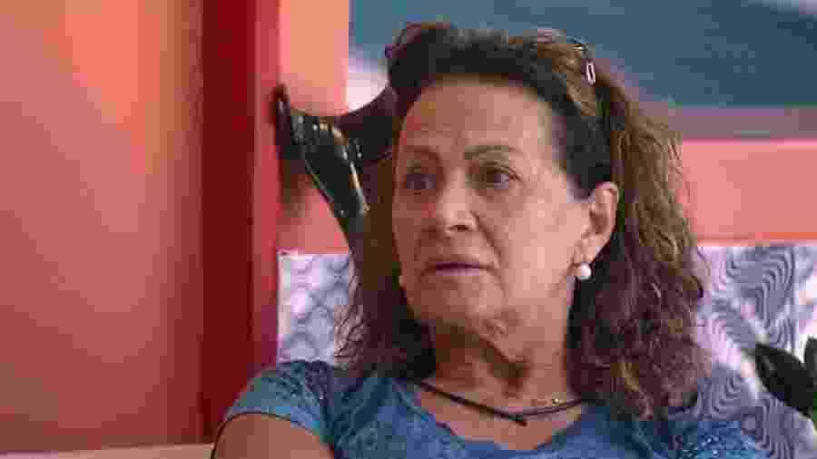 Ieda acredita que Marinalva eliminaria Daniel em um paredão - Reprodução/Tv Globo