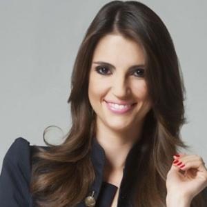 Chris Flores grava programa de casamentos no SBT -  Divulgação/TV Record
