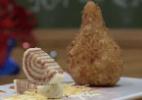 Criatividade: Já comeu coxinha de Cozido ou de Bolo de Rolo? - Reprodução/TV Jornal