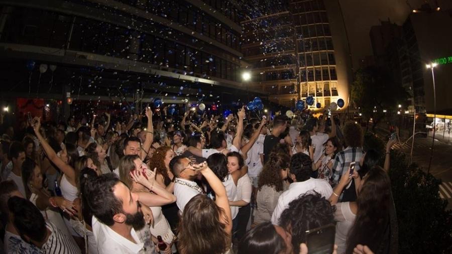 Festa de Réveillon do Clube Lions - Divulgação