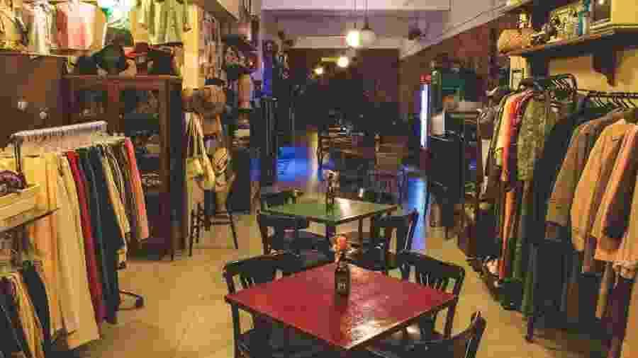 Boutique Vintage Brechó, na Zona Leste de São Paulo - Reprodução / Instagram