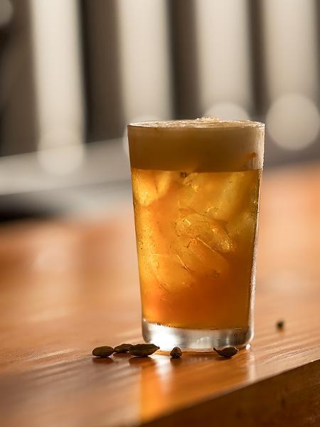 Drinque BEC Birra, do BEC Bar - Henrique Peron / Divulgação