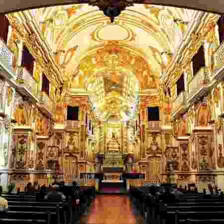 Igreja de Nossa Senhora do Carmo da Antiga Sé - RioTur / Divulgação - RioTur / Divulgação