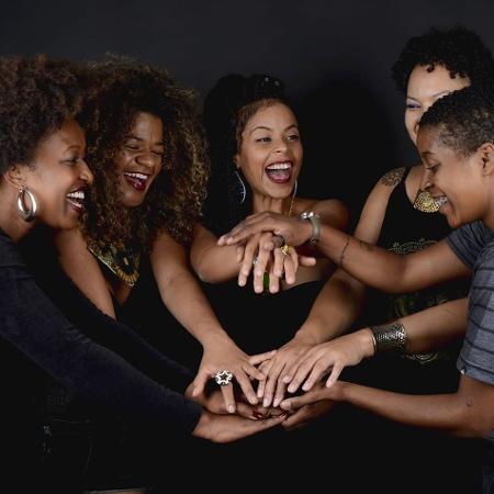 A iniciativa Sarau das Pretas coloca as mulheres contando as próprias histórias - Divulgação