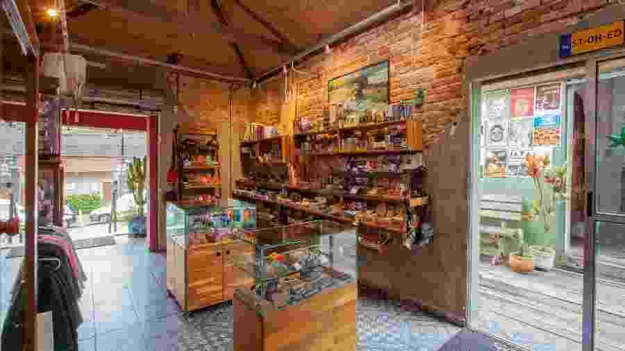 A Inca Head Shop foi inaugurada em 2016 na Vila Madalena - Divulgação
