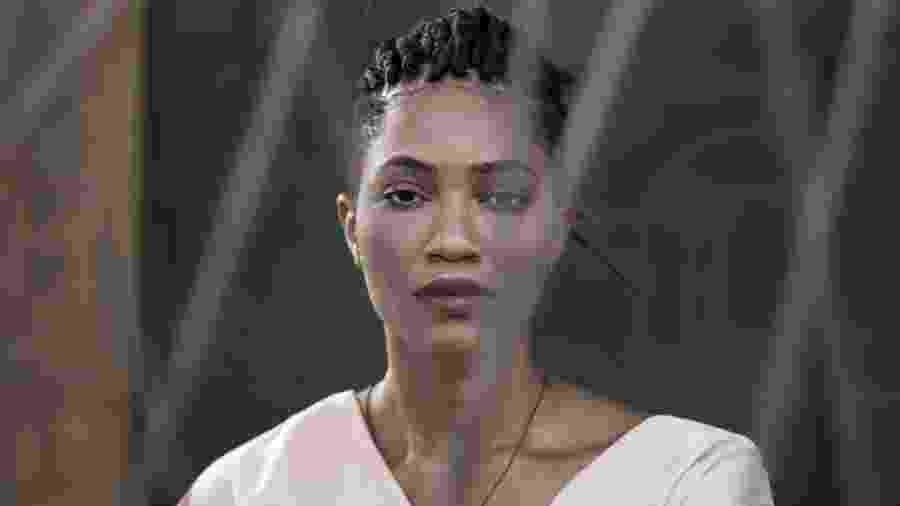 A cantora Luedji Luna - Helen Salomão / Divulgação
