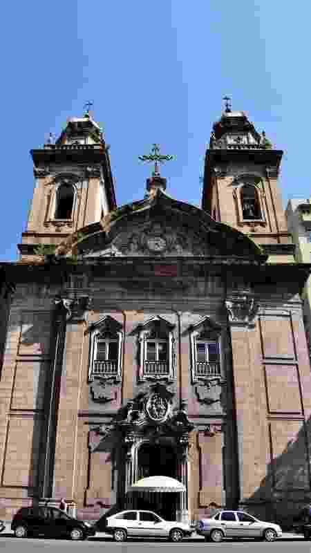 Igreja da Ordem Terceira do Carmo - RioTur / Divulgação - RioTur / Divulgação