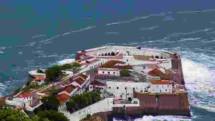 Fortaleza de Santa Cruz, em Niterói - Prefeitura de Niterói / Divulgação - Prefeitura de Niterói / Divulgação