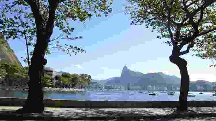 Mureta da Urca - Divulgação / RioTur - Divulgação / RioTur