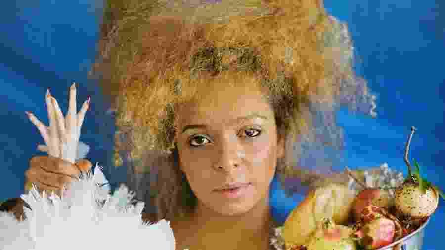 A cantora Anelis Assumpção - Divulgação