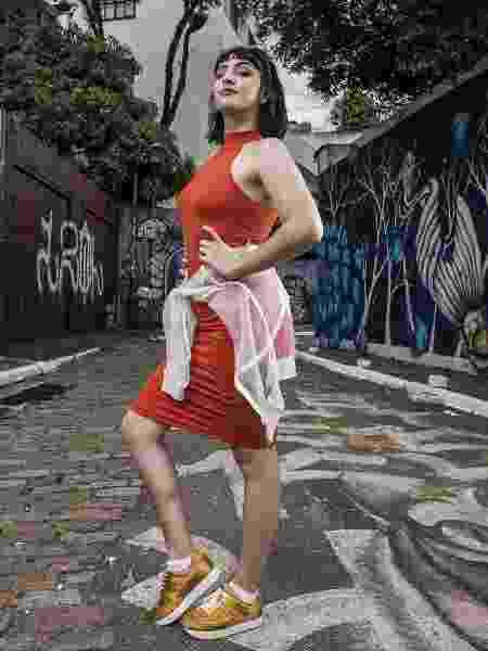 Além do Beco do Batman (foto): conheça outros grafites que rendem boas poses - Keiny Andrade/UO
