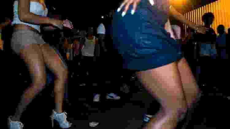 Baile Charme no Viaduto de Madureira - Divulgação / Secretaria de Estado de Cultura - Divulgação / Secretaria de Estado de Cultura