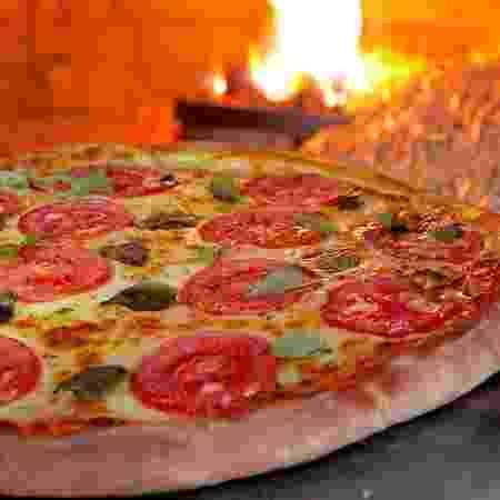 Pizza de Marguerita, da Alcapizza - Divulgação - Divulgação