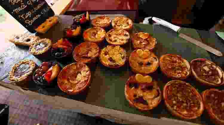 Tortas doces no Belle Tarte - André Porto - André Porto