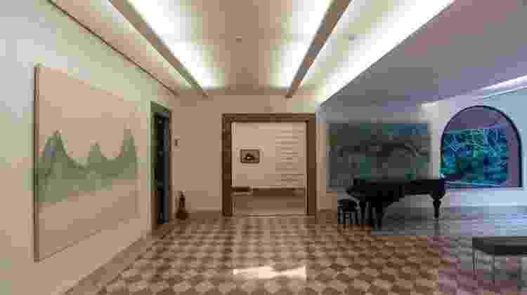 Casa Roberto Marinho - Ricardo Borges / UOL - Ricardo Borges / UOL
