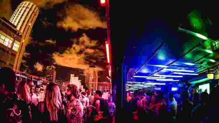 Festa no Tokyo - Divulgação - Divulgação