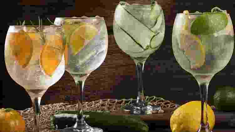 Gin Tônica - Divulgação - Divulgação