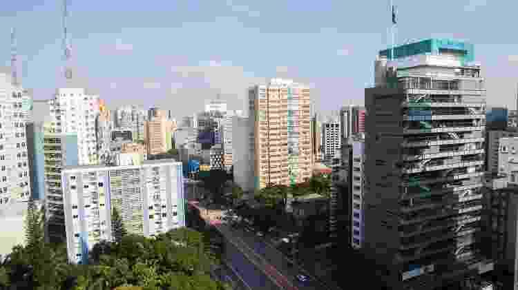 Mirante do Sesc da Avenida Paulista - Divulgação - Divulgação