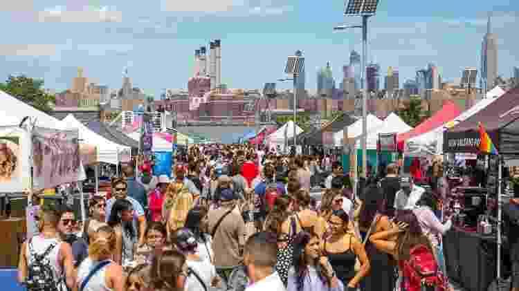 Smorgasburg, maior feira de comida de rua do mundo, desembarca no Brasil no início de junho. Foto: Smorgasburg NY/Divulgação - Smorgasburg NY/Divulgação