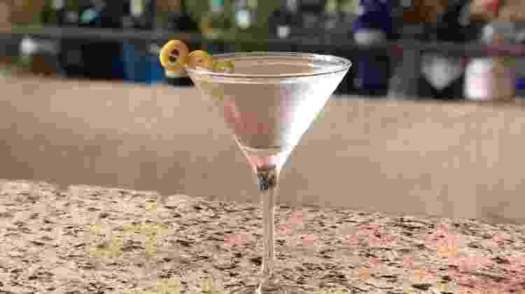 Dry Martini - Divulgação - Divulgação
