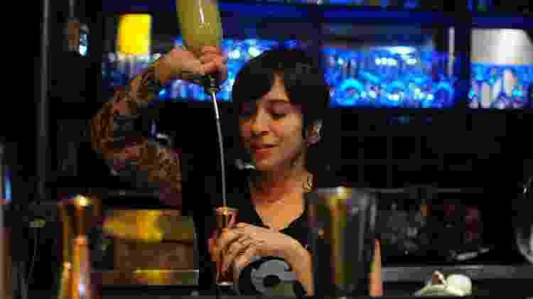 Laura Paravato, do HØC bar - Divulgação
