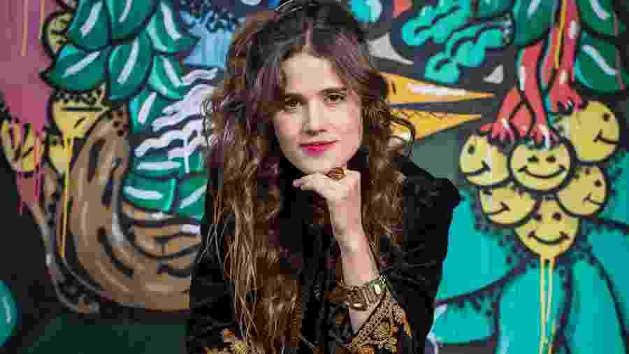 A cantora e compositora Ana Cañas - Bruno Santos/Folhapress