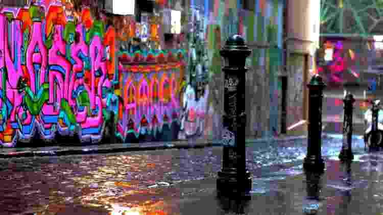 A Hosier Lane australiana  - James Jardine/Flickr/Creative Commons - James Jardine/Flickr/Creative Commons