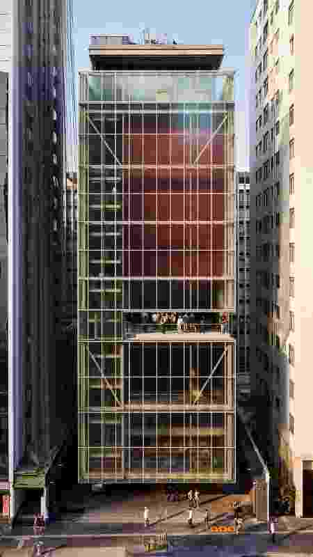 Instituto Moreira Salles, em São Paulo - Pedro Vannucchi / Divulgação - Pedro Vannucchi / Divulgação