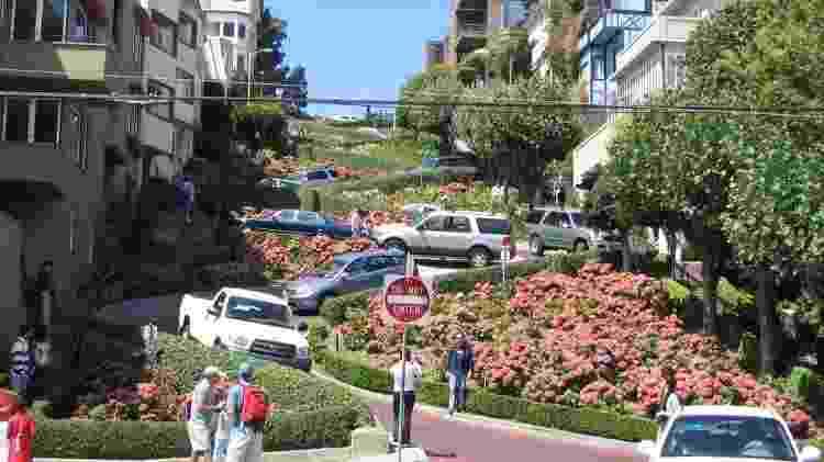 Lombard Street - Man77/Wikicommons  - Man77/Wikicommons