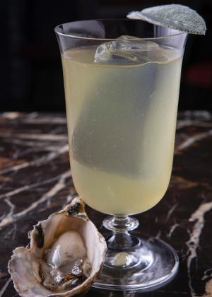 Drinque Ostra, do SubAstor
