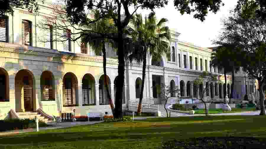 Além de ser um lugar bonito, o Museu da Imigração tem acervo, exposições, exibições de filmes e debates - Divulgação