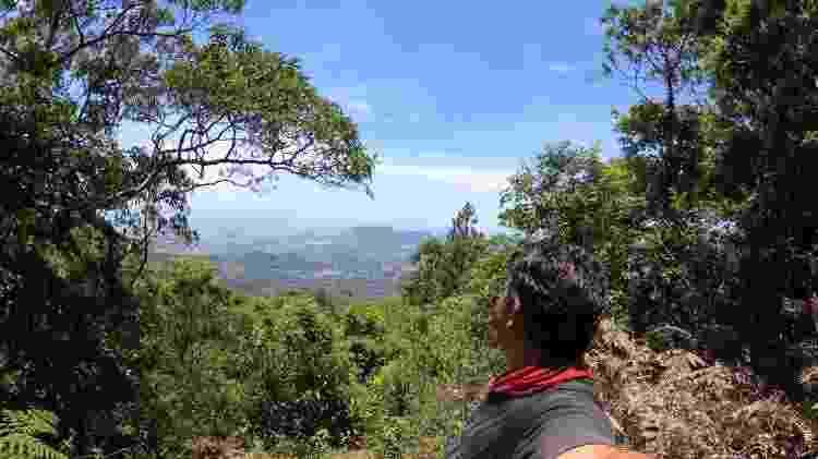 Trilha do Pico da Pedra Branca - Jorge Oliveira / Divulgação - Jorge Oliveira / Divulgação