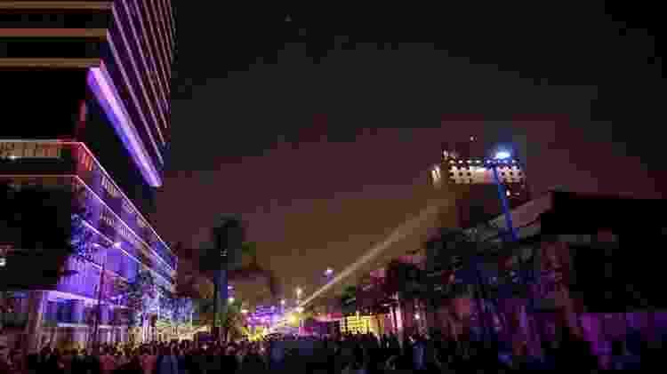 Festival de Ativação Urbana no Rio de Janeiro - Warley Venancio / Divulgação - Warley Venancio / Divulgação