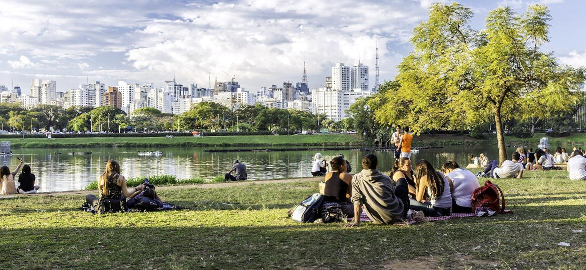 Parque do Ibirapuera - Adobe Stock