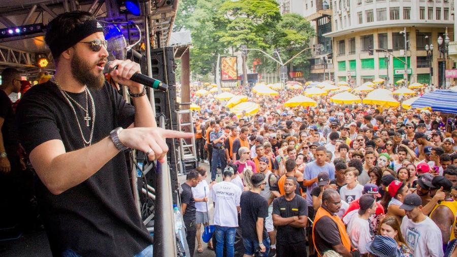 Bloco Beatloko no Carnaval de São Paulo de 2018 - Divulgação