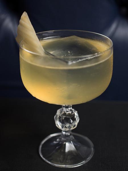 Drinque Tarsila Nº 2, do V.E.R.A. Restaurante - Léo Martins / Divulgação