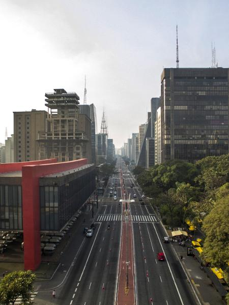 Avenida Paulista - Adobe Stock