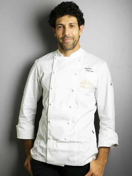 O chef Rodrigo Oliveira - Divulgação
