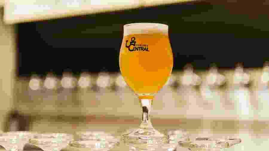 Cervejas Sour - Cervejaria Central\Divulgação