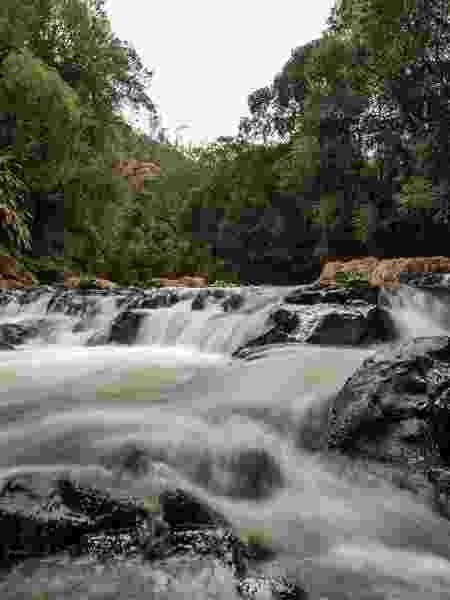 Cachoeira Marsilac - Alecio Cesar/Divulgação SelvaSP