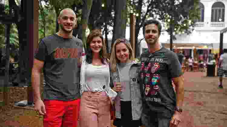 Fábio, Michelle, Gabriela e Bernardo - André Porto - André Porto
