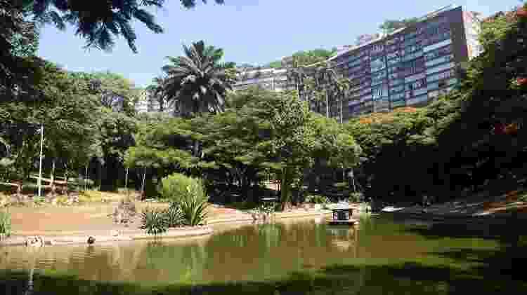 Parque Eduardo Guinle - Divulgação - Divulgação