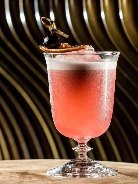 Drinque Rumbullion do Seen - Leo Feltran / Divulgação