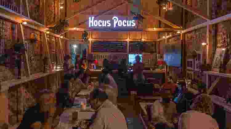 Hocus Pocus DNA_ambiente_foto Rodrigo Azevedo - Rodrigo Azevedo/Divulgação - Rodrigo Azevedo/Divulgação