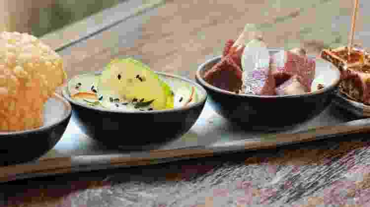 Prato Comissão de Frente, do restaurante Tordesilhas - Iara Venanzi / Divulgação - Iara Venanzi / Divulgação