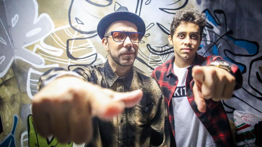 "Zé Gonzales e André Laudz ainda se ""recuperam"" da popularidade de hit de Anitta - Edson Lopes Jr./UOL"