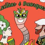 Bloco Cecílias e Buarques faz sua estreia em 2018 reunindo moradores e entusiastas do bairro Santa Cecília - Arte de Gio Llontop