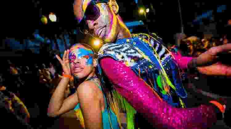 Bloco SPBeats no Carnaval de São Paulo de 2018 - Divulgação